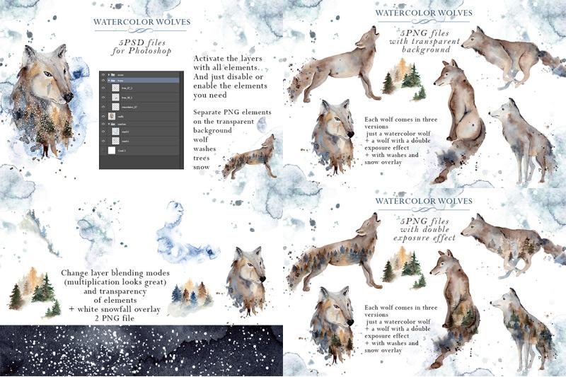 woodland-story-vol-1-wolf
