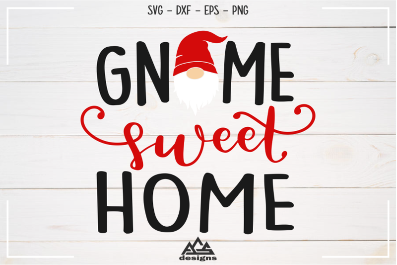 gnome-sweet-home-gnome-svg-design
