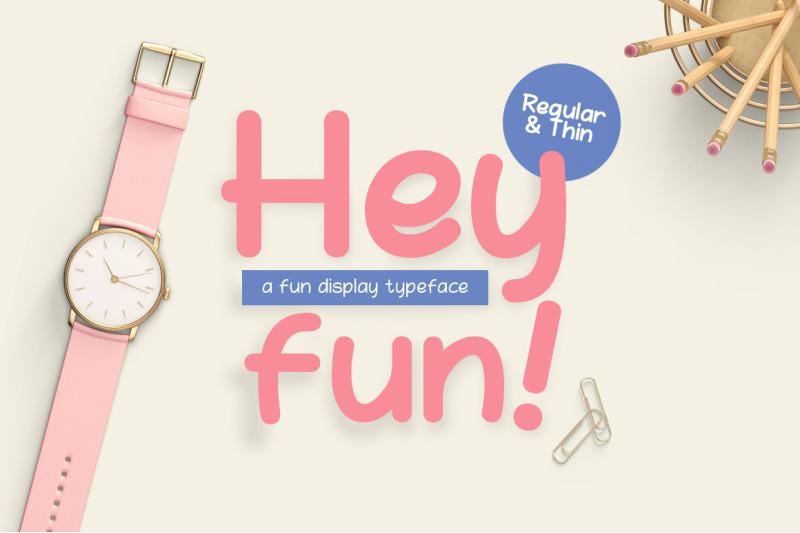 hey-fun