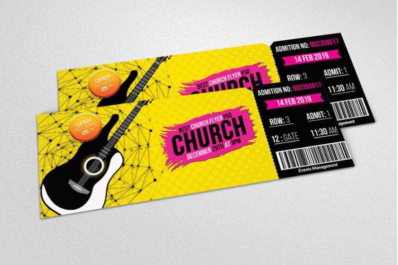 church-concert-show-ticket-template