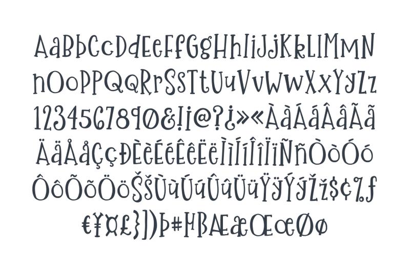 gingers-slab-serif-font