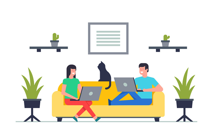 people-sitting-on-sofa-with-laptop