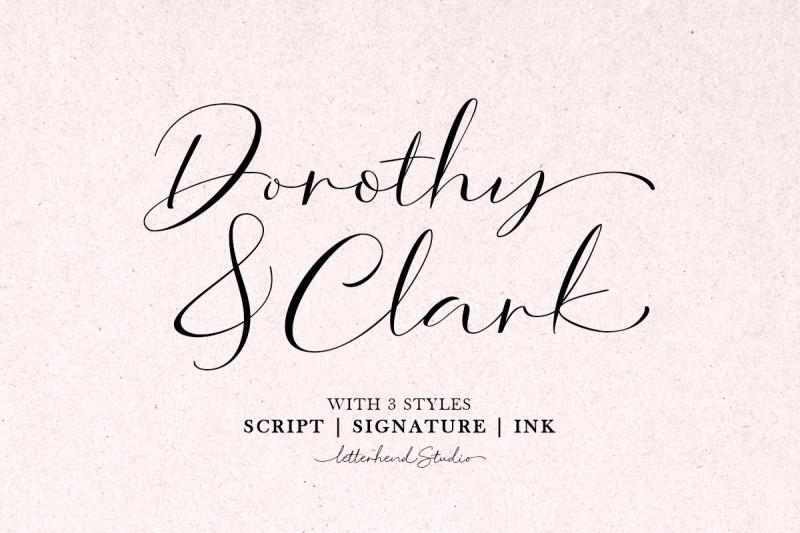 dorothy-clark-script
