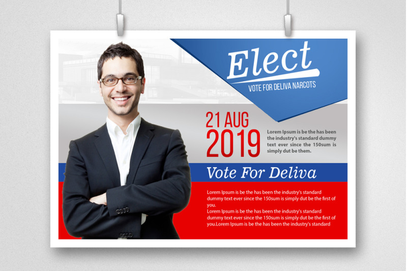 election-voting-flyer-template