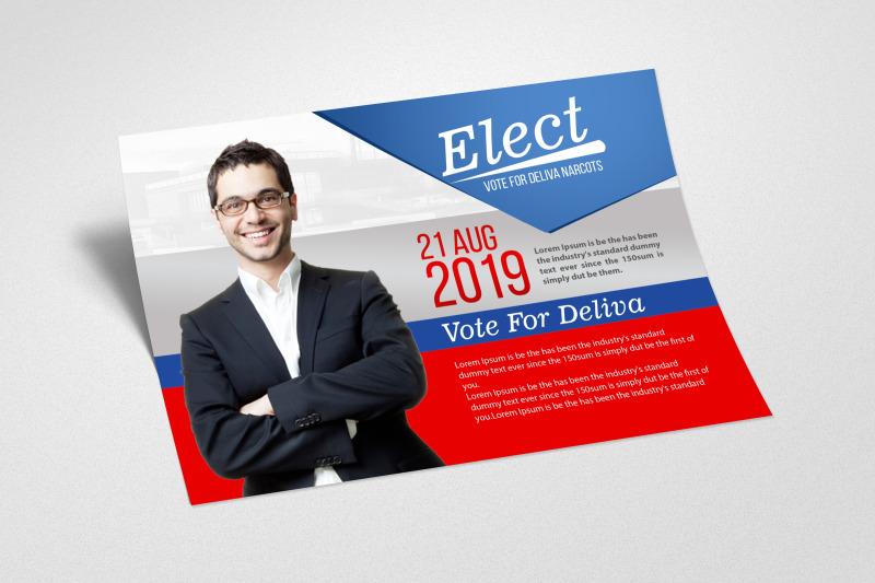 10-election-voting-horizontal-flyers-bundle