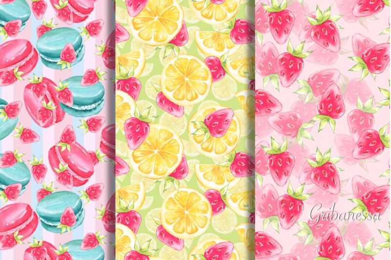 sweet-watercolor-patterns-set-2