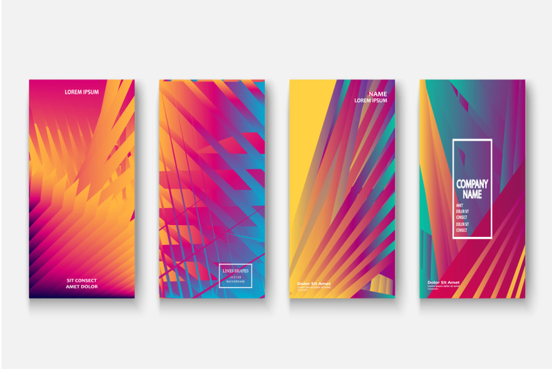 modern-business-geometric-neon-colors-template-covers-design