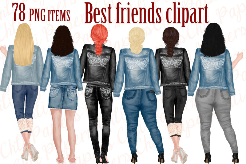 best-friends-clipart-jeans-and-legs-plus-size-girls-planner