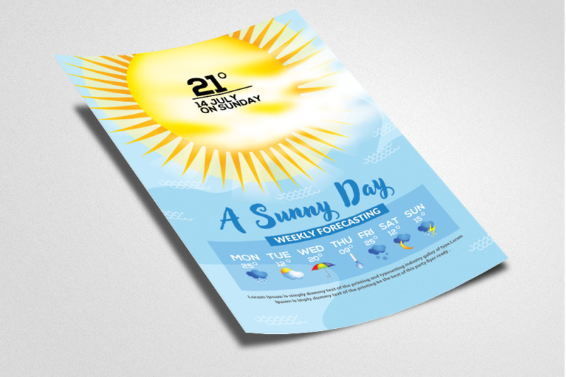 weather-forecasting-flyer-poster-template