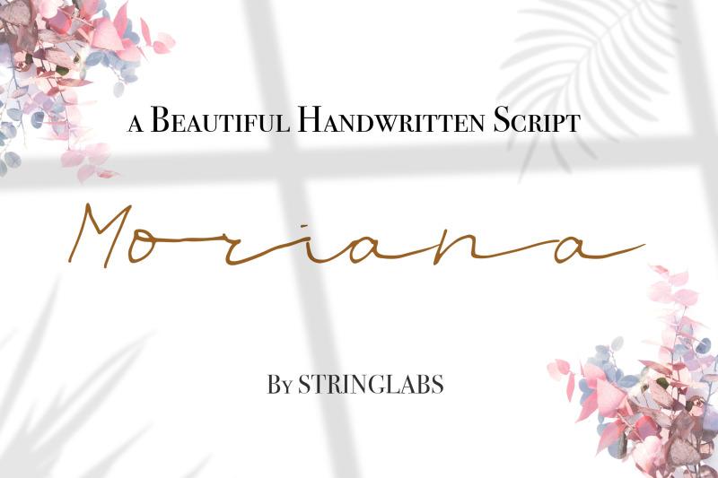moriana-handwritten-script-font