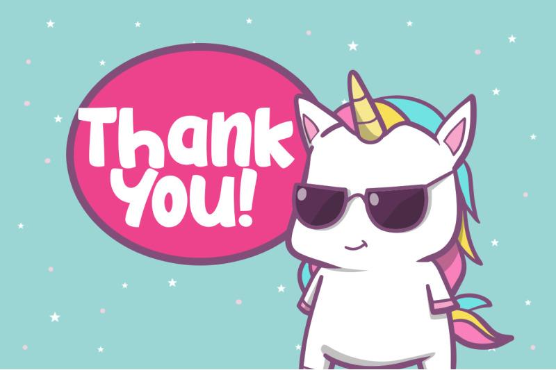cool-unicorn-vector