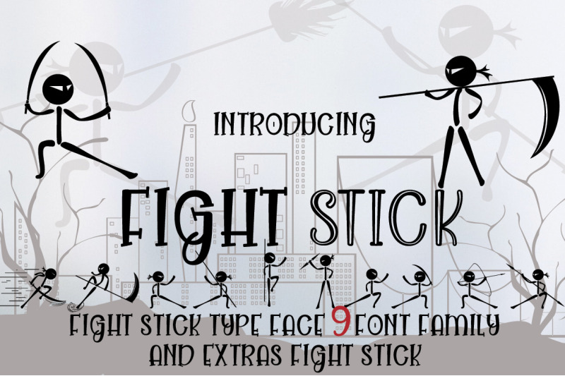 fight-stick
