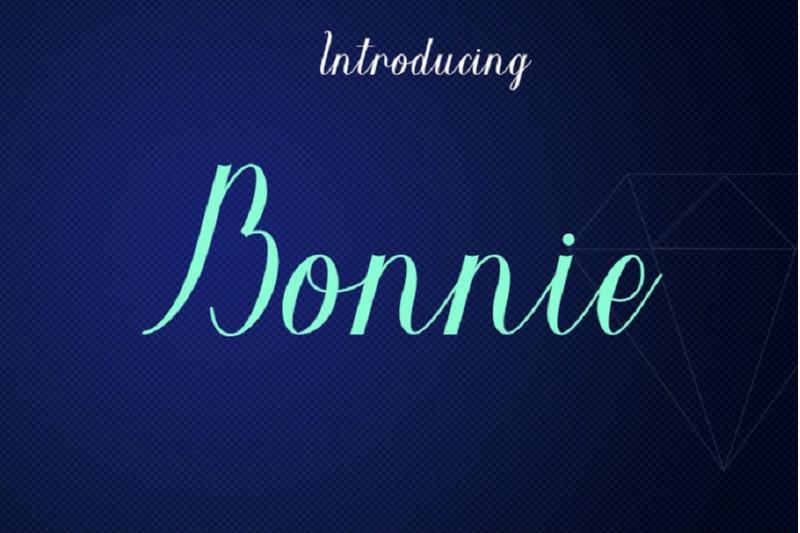 bonnie-font
