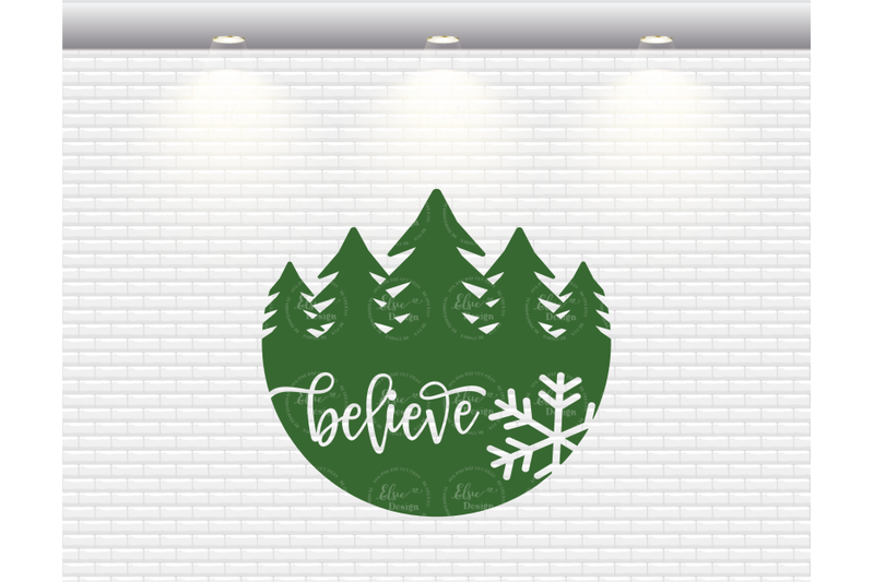 christmas-sign-believe-svg