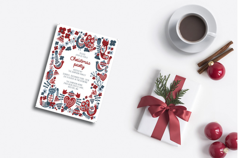 scandinavian-christmas-party-invite