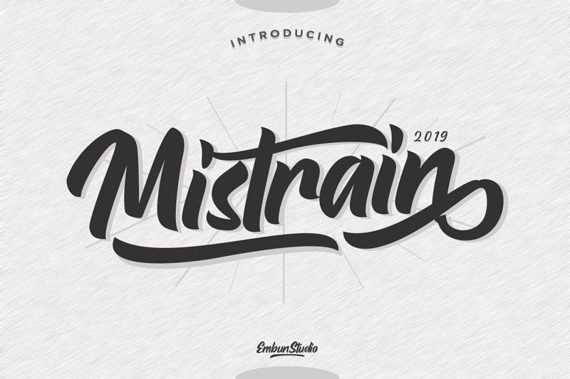 mistrain-moder-calligraphy