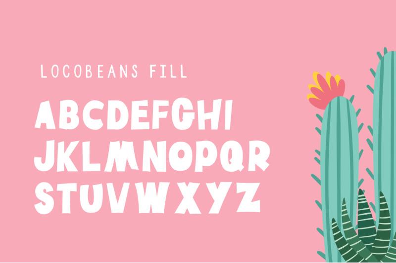 locobeans-font-duo