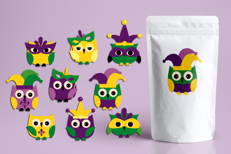 mardi-gras-owls