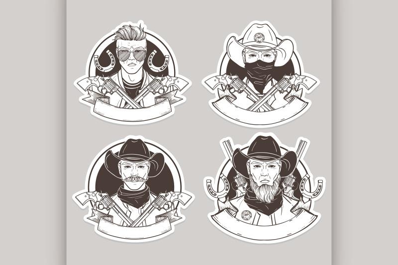 hand-drawn-sketch-cowboy-set-8