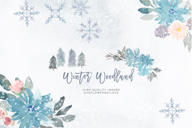 watercolor-holiday-clipart-greeting-card-watercolor-elements