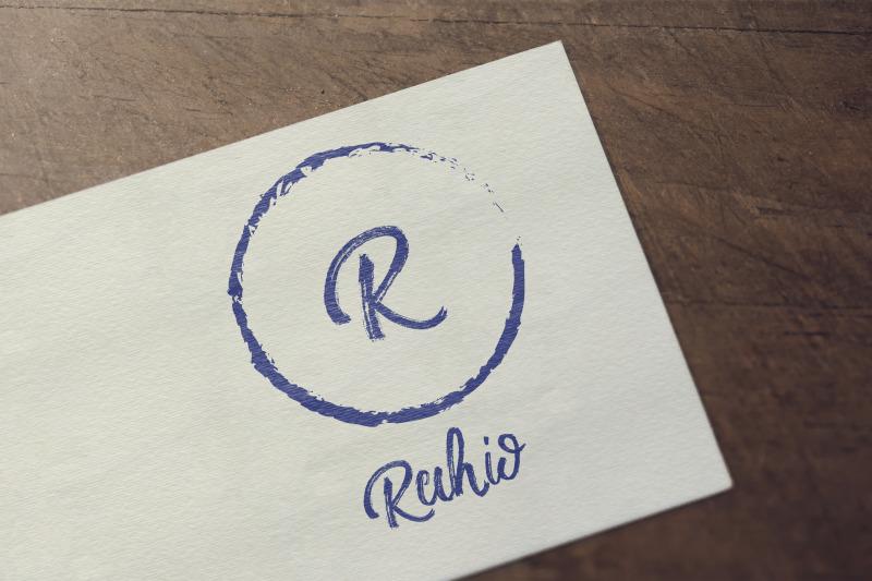 r-letter-logo-design
