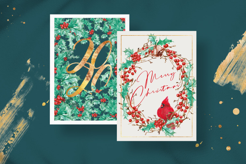 christmas-and-winter-graphic-watercolor-set