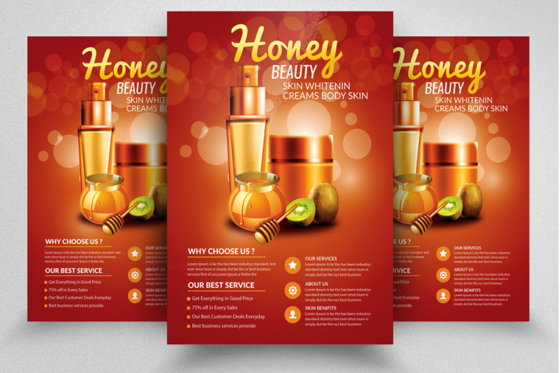 organic-cosmetic-product-flyer-template