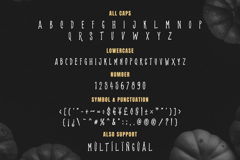 shockbar-hand-drawn-typeface