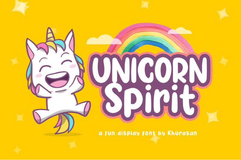 unicorn-spirit-vector
