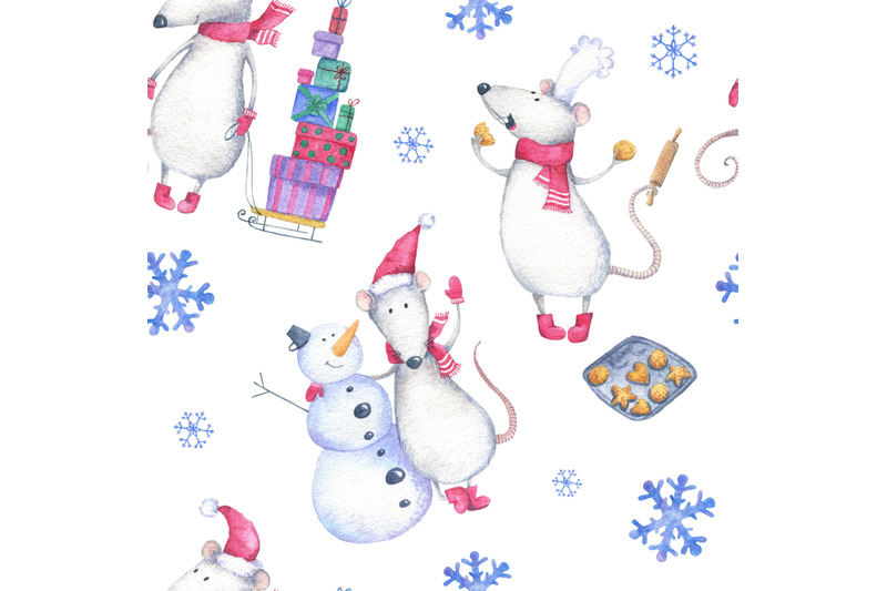 watercolor-new-year-christmas-seamless-pattern-with-happy-mice