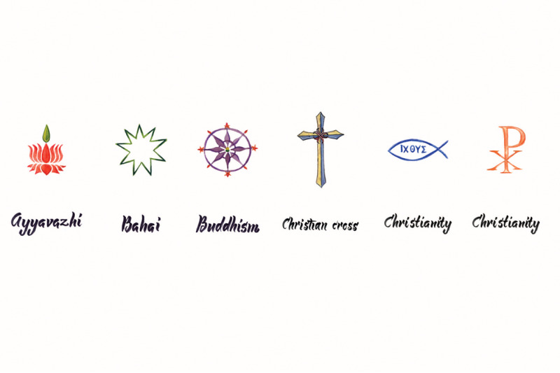 watercolor-religious-symbols