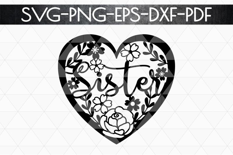 sister-paper-cut-template-love-sister-sibling-svg-pdf