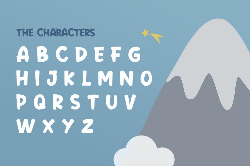 festive-cheer-font