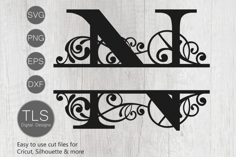 letter-n-split-monogram-svg-split-monogram-svg-letter-n-cricut