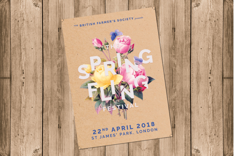 spring-festival-flyer-template