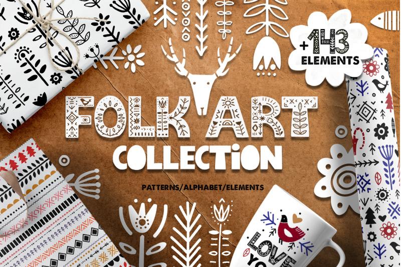 folk-art-graphic-collection