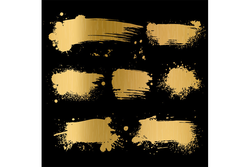 gold-grunge-background-black-texture-on-golden-foil-paper-for-luxury