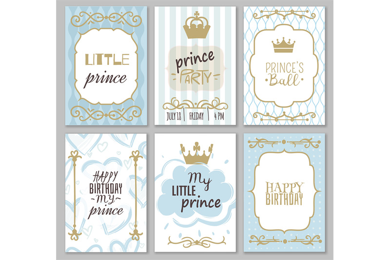 prince-frames-cute-boy-party-invitation-shower-or-sweet-photo-borders
