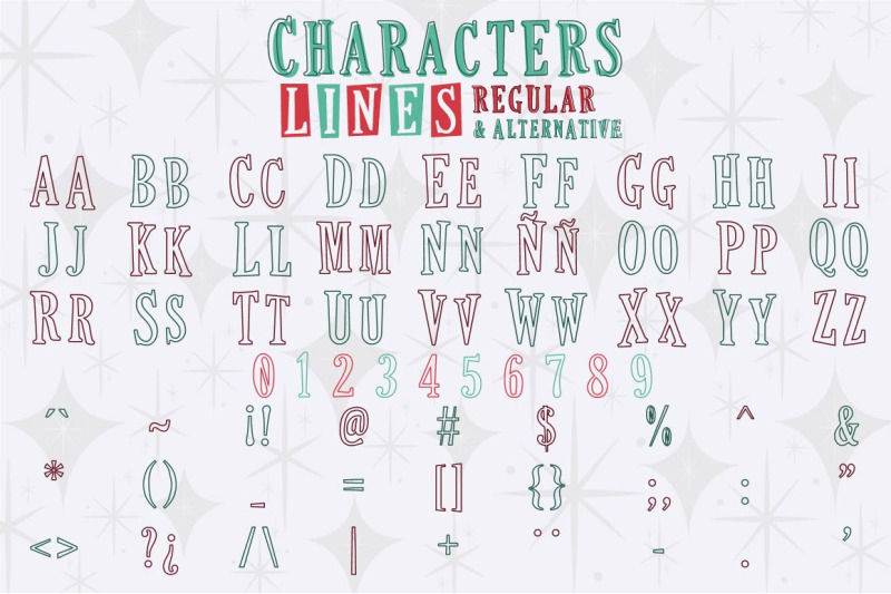 this-holiday-season-christmas-font-extras