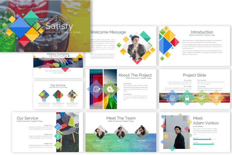 satisfy-keynote-presentation-template