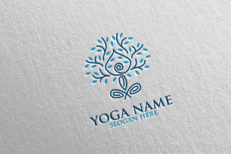 yoga-and-spa-lotus-flower-logo-15