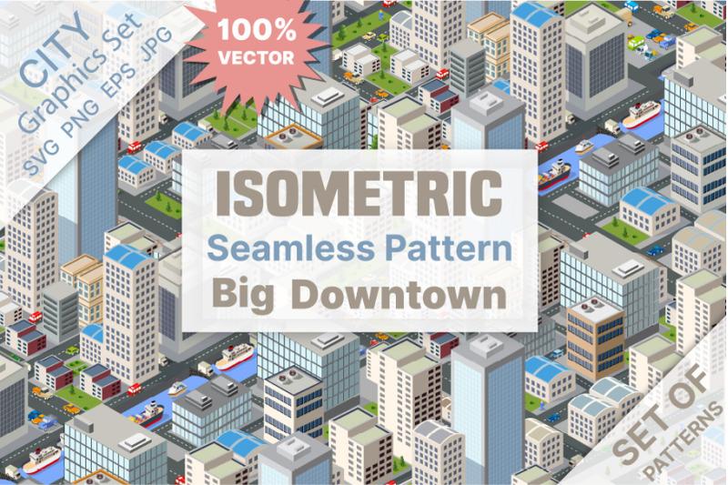 seamless-urban-plan-pattern-map