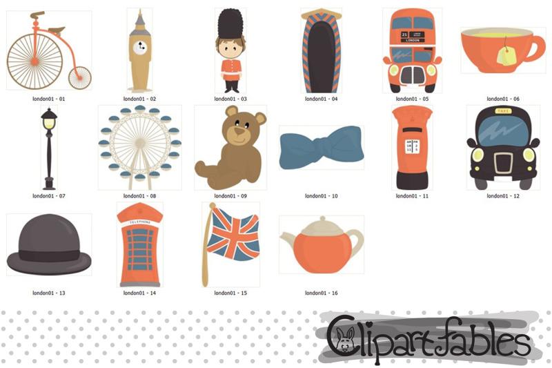 cute-london-clipart-europe-clip-art-travel-art-instant
