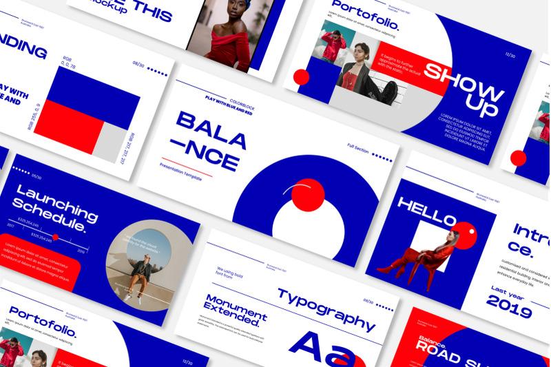 balance-powerpoint-template