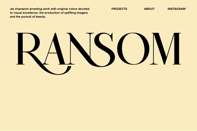 konseric-serif-font