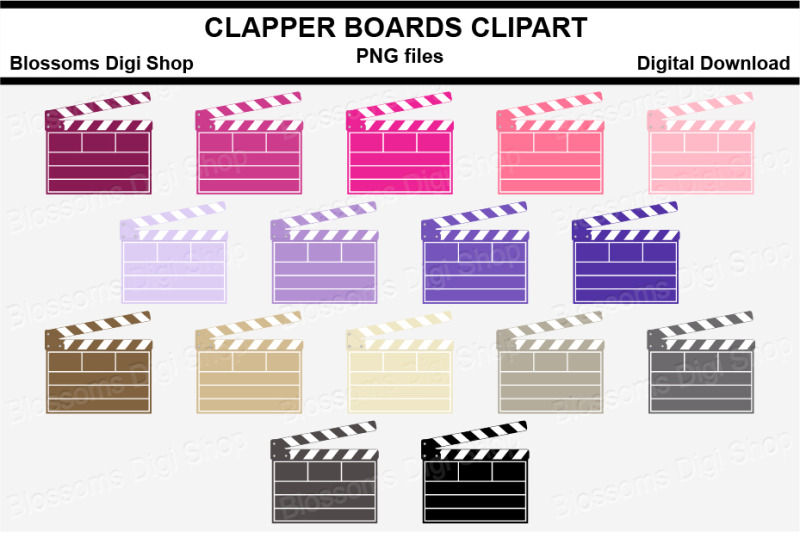 clapper-board-clipart-multi-colours-72-png-files