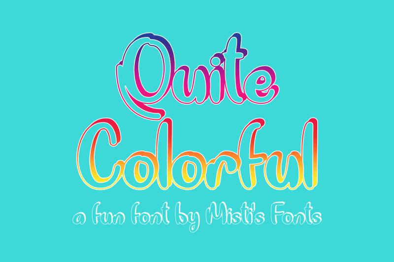 quite-colorful