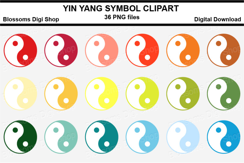 yin-yang-symbol-sticker-clipart-36-files-multi-colours
