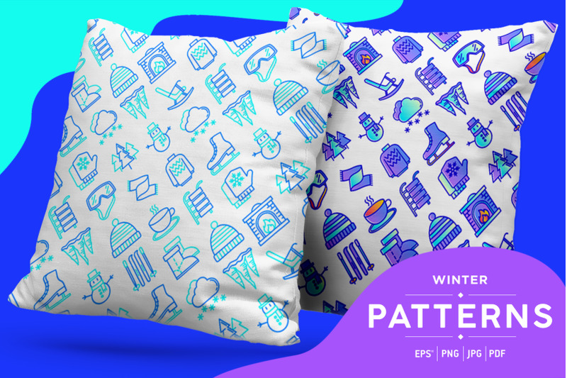 winter-patterns-collection