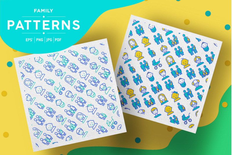 family-patterns-collection